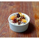 Yoghurt, Muesli Dried Fruits and Nuts